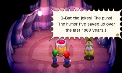 The Jokes! The Puns!
